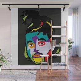 The Weeknd Wall Mural