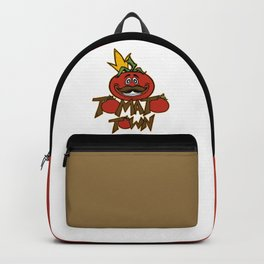 Tomato Town Backpack