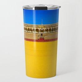 Bullring arena Travel Mug