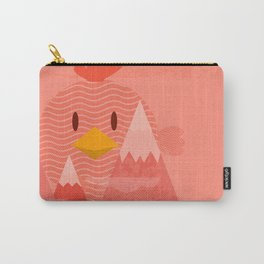 Chicky's babysitting Carry-All Pouch