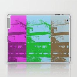 Golden Temple Laptop & iPad Skin