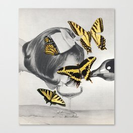 TIPSY Canvas Print