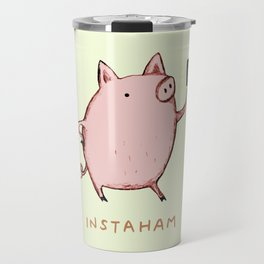Instaham Travel Mug