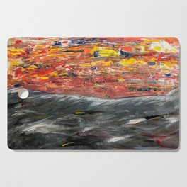 The Unknown Cutting Board