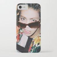 shinee iPhone & iPod Cases featuring Jonghyun - SHINee by Felicia