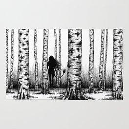 Wood Nymph Rug