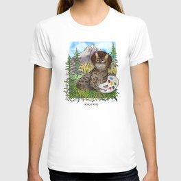 Bobcat Ross T-shirt