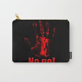No Go! Carry-All Pouch