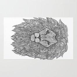 Brother Lion Rug