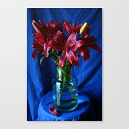 A Reprieve From Winter Canvas Print