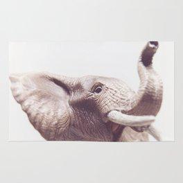 Baby Elephant - Kids Room Photography Rug