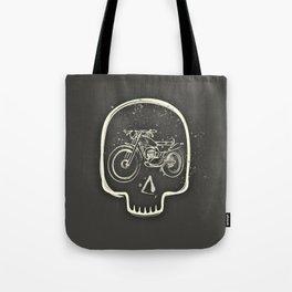 No ride, no life Tote Bag