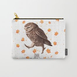 Owl ohh, that's all Carry-All Pouch