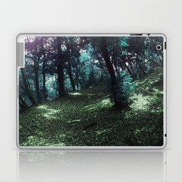 hometown forest Laptop & iPad Skin