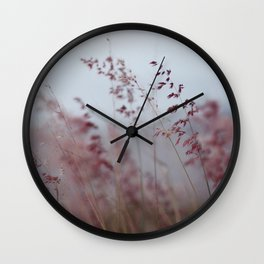 Moon Shadow  Wall Clock