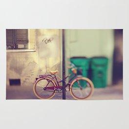New Orleans Bicycle Rug
