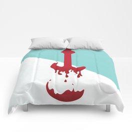 Blood Guitar Comforters