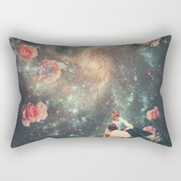 They don't See what We See Rectangular Pillow