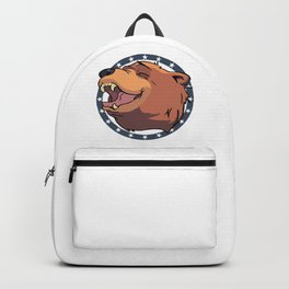 Cheeseburger! The bear in Far Cry 5 - FANG Center Backpack
