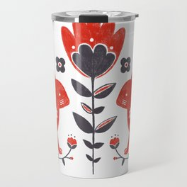 Forest Folk Travel Mug
