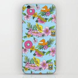 Scenic Springfield iPhone Skin