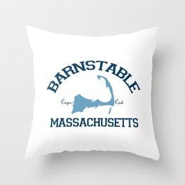 Barnstable Cape Cod Throw Pillow