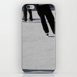 On Ice iPhone Skin
