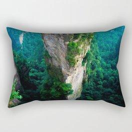 VERTICAL PILLARS - CHINA Rectangular Pillow