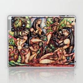 De Sade's Nuns Laptop & iPad Skin