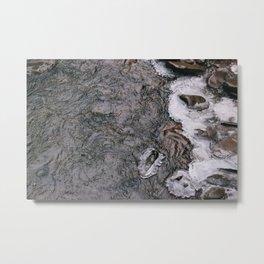 Stream Metal Print