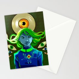 Beholding Hera Stationery Cards