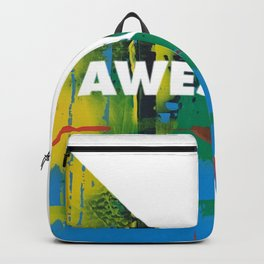 Color Chrome - Awesome graphic Backpack