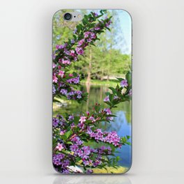 Tripped Up Love iPhone Skin
