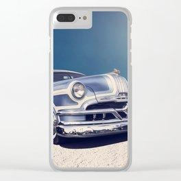 PONTIAC HOT ROD Clear iPhone Case
