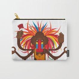 Mono Nublado Carry-All Pouch