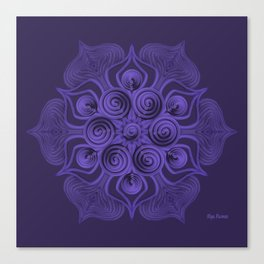 Serenity (Serenidad) Canvas Print