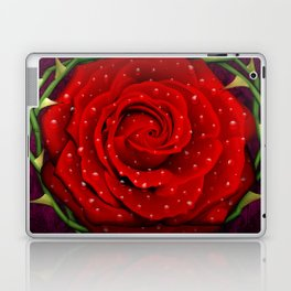 Dangerous Rose  Laptop & iPad Skin