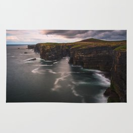 RR(290) Art print from Loop Head - Ireland Rug