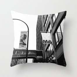 Milk Studios Throw Pillow