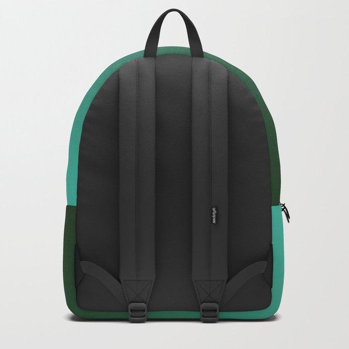 SHADOWS AND COUNTERPARTS - Minimal Plain Soft Mood Color Blend Prints Backpack