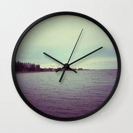 Seasides Wall Clock