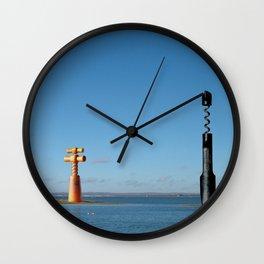 Headland 02 Wall Clock