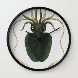 Scuttle Butt Wall Clock