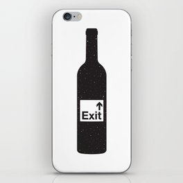 NOTHING #4 - Bottoms Up iPhone Skin