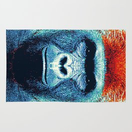 Gorilla -  Colorful Animals Rug