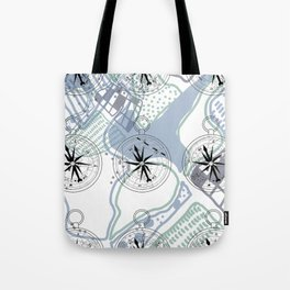 Explore and Discover Tote Bag