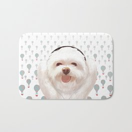 Let's Music Bath Mat
