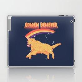 Golden Believer Laptop & iPad Skin