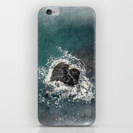 ocean loves you iPhone Skin