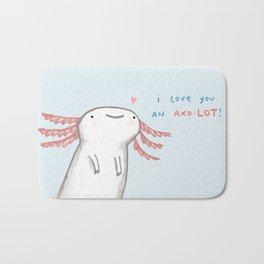 Lotl Love Bath Mat